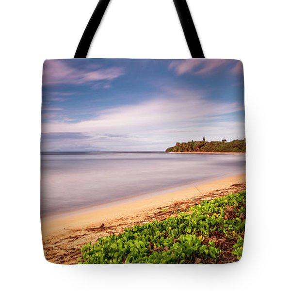 Hawaii Pakala Beach Kauai Tote Bag