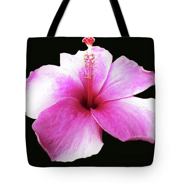 Hawaiian Flower Tote Bag
