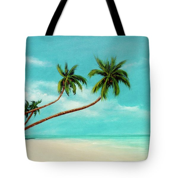 Hawaiian Prime Real Estate  #284 Tote Bag by Donald k Hall