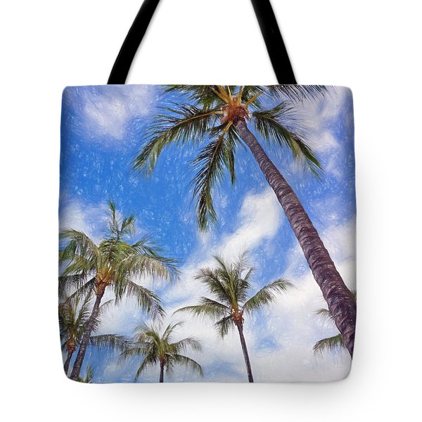 Hawaiian Vacation #4 Tote Bag