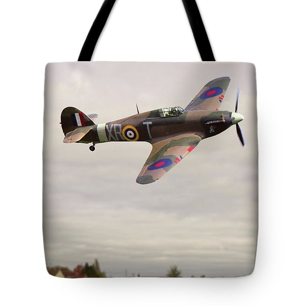 Hawker Hurricane -2 Tote Bag