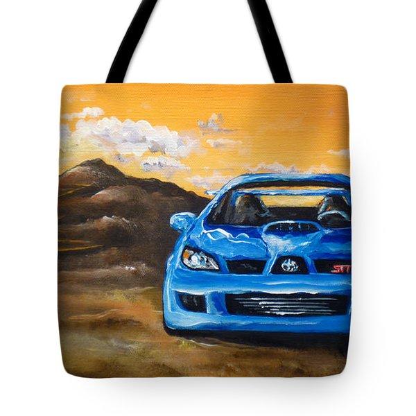 Hawkeye  Tote Bag by Chad Berglund