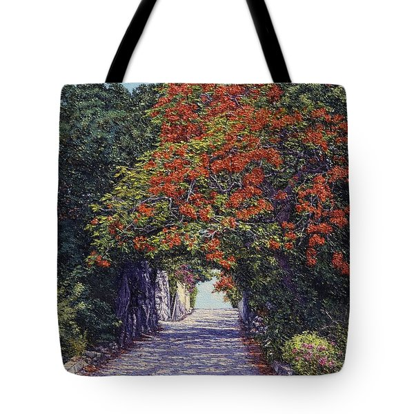 Hawkins Hill Tote Bag