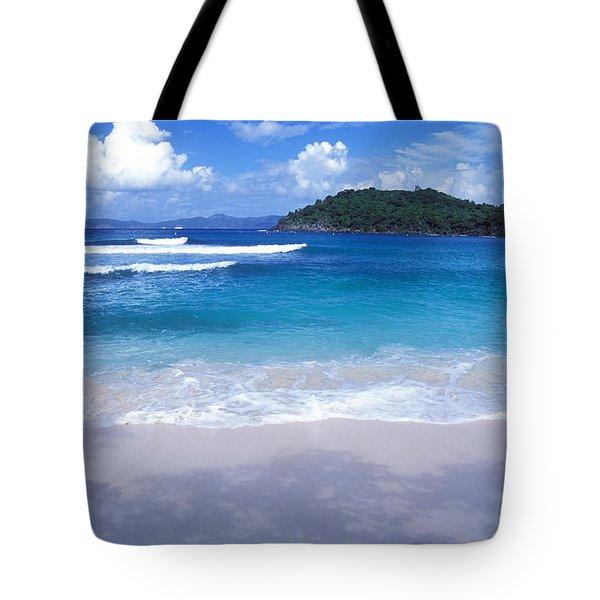 Hawksnest Bay 6 Tote Bag