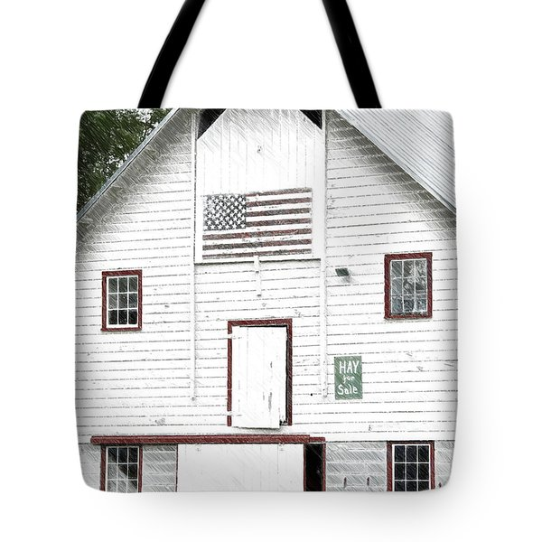 Hay For Sale Tote Bag