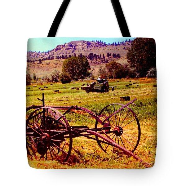 Golden Harvest Tote Bag