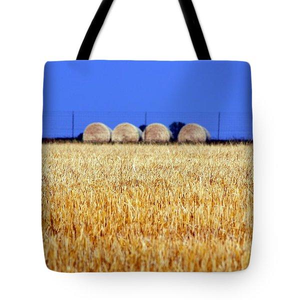 Hay Hay Tote Bag