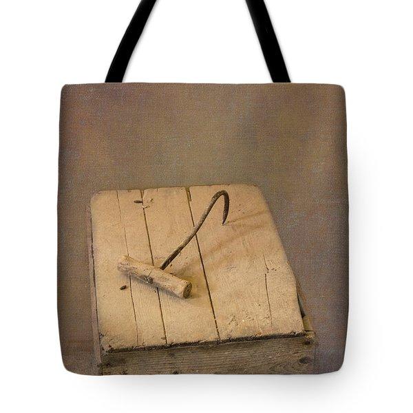 Hay Hook Tote Bag