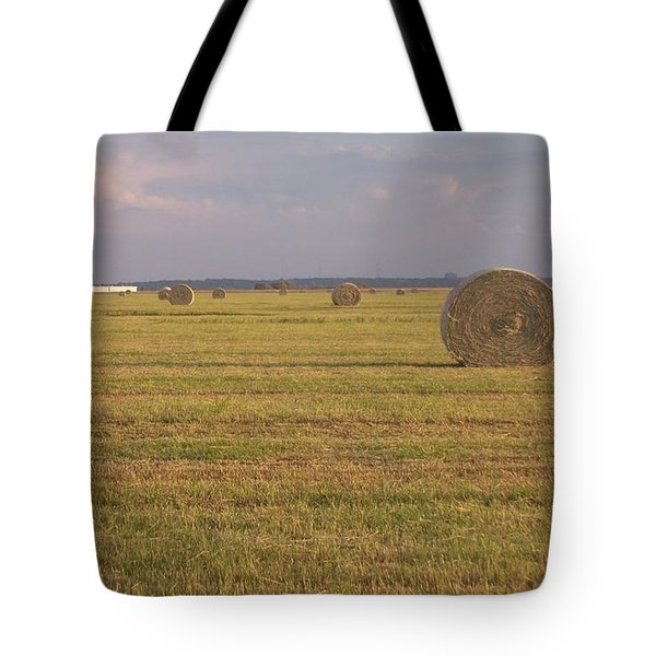 Hayfield Perspective Tote Bag