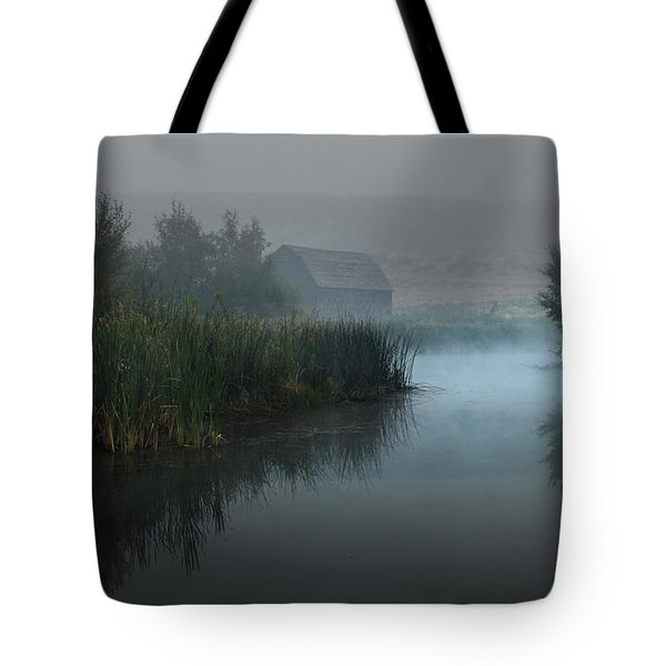 Haynes Ranch Predawn II Tote Bag