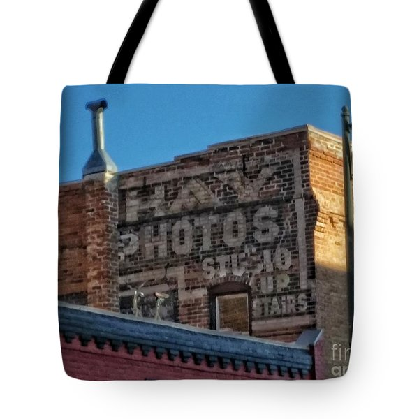Hay Photo Studio Tote Bag