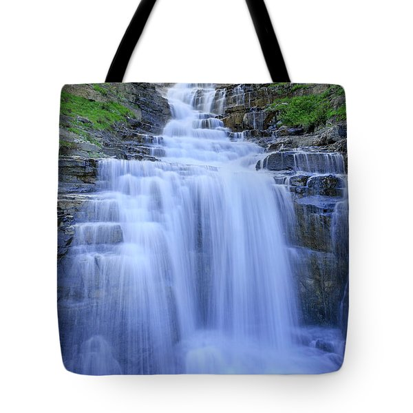 Haystack Creek Tote Bag