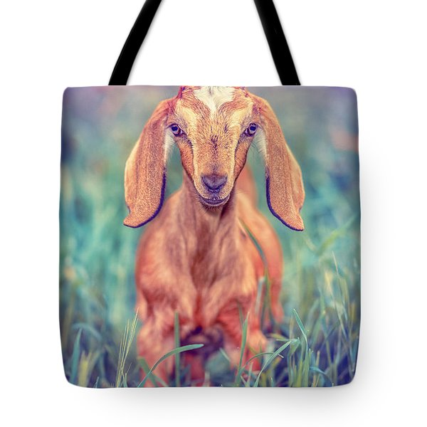 Tote Bag featuring the photograph Hazel by TC Morgan