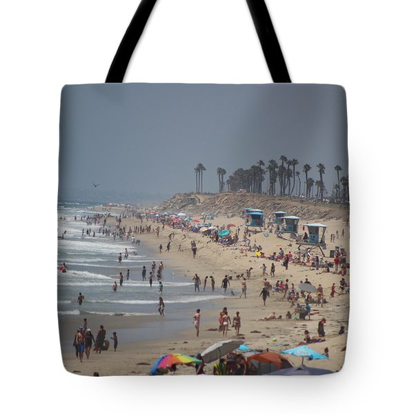 Hazy Lazy Days Of Summer Tote Bag