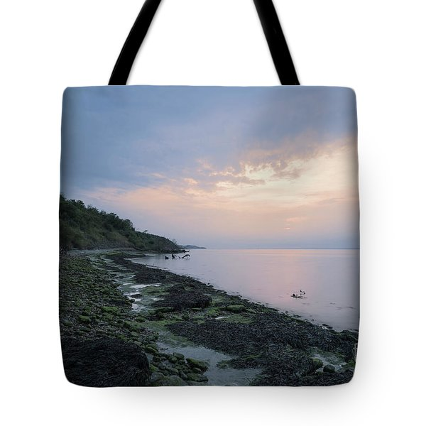 Hazy Sunset Tote Bag