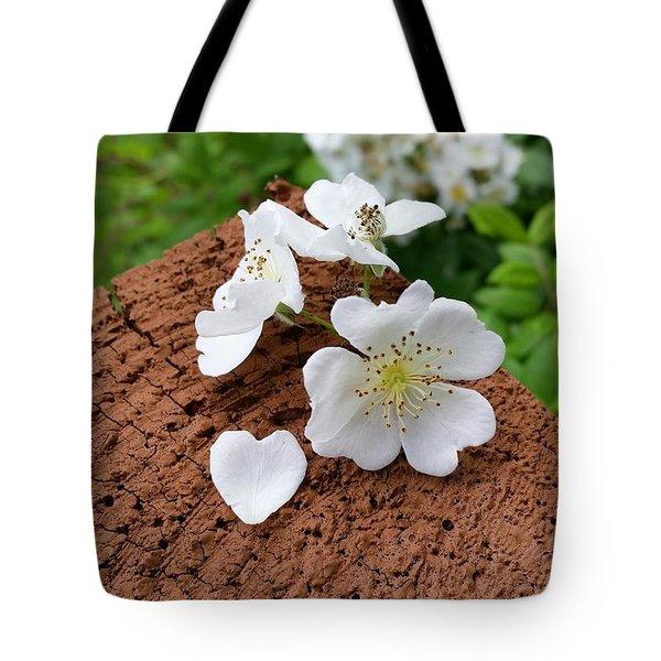 Hd Beautiful Spring Tote Bag