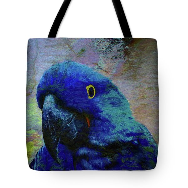 He Just Cracks Me Up Tote Bag by Jan Amiss Photography