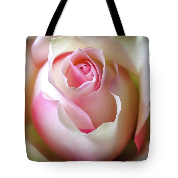 He Loves Me Still Tote Bag by Karen Wiles