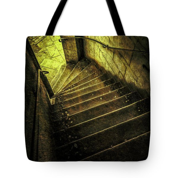 Tote Bag featuring the photograph Head Full Of Drought by Russell Styles