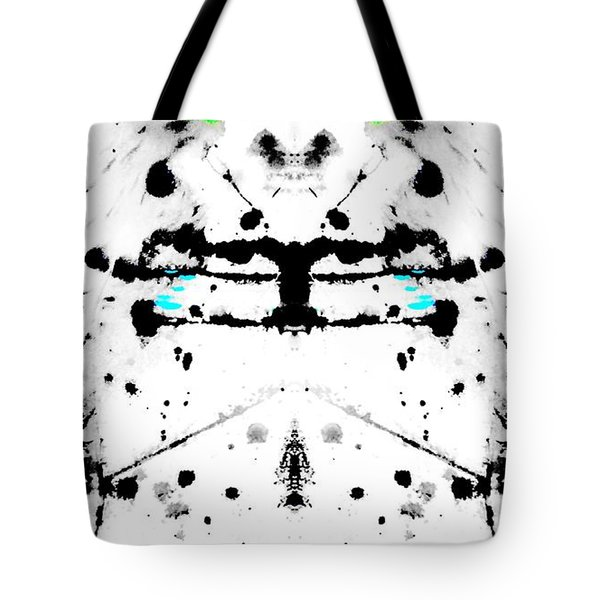 Tote Bag featuring the painting Head Lights by Amy Sorrell