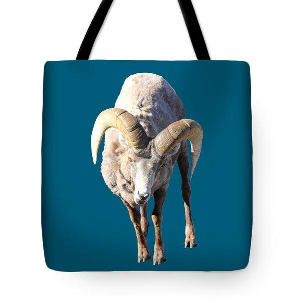 Head-on Tote Bag