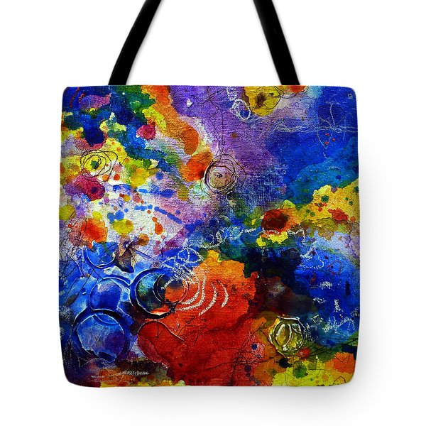 Head Over Feet Tote Bag