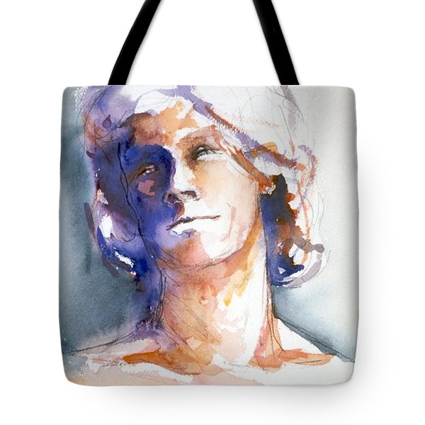 Head Study 1 Tote Bag