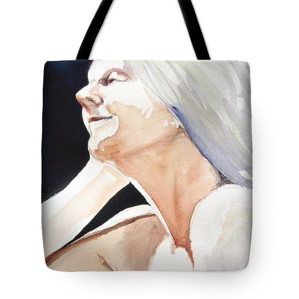 Head Study 2 Tote Bag