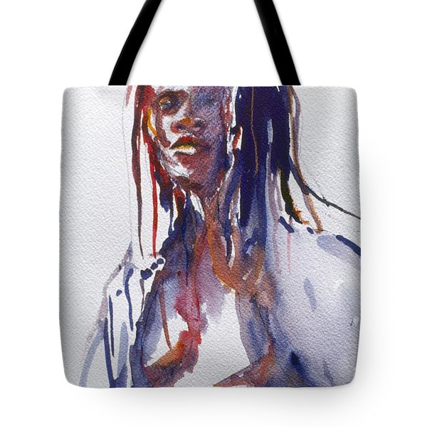 Head Study 3 Tote Bag