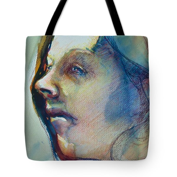 Head Study 7 Tote Bag