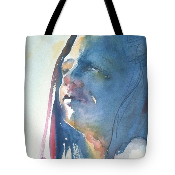 Head Study8 Tote Bag