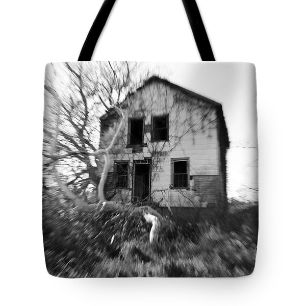 Headache Tote Bag by Amanda Barcon
