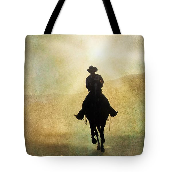 Headed Home L Tote Bag