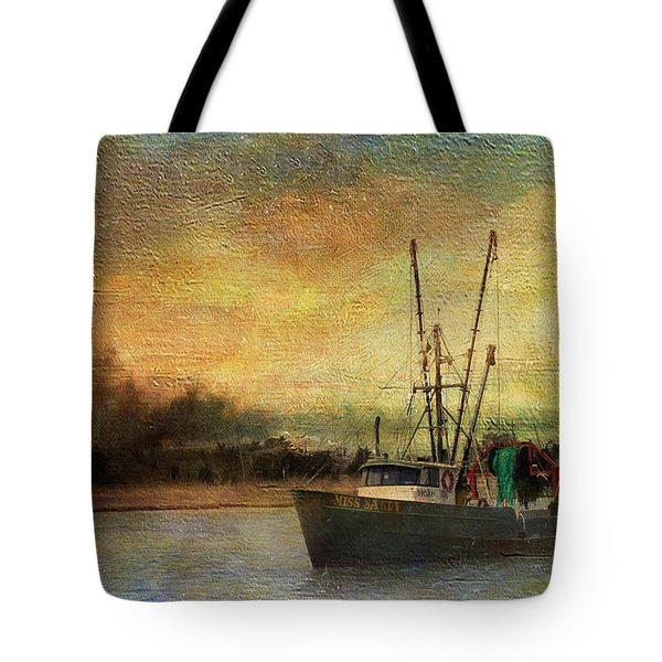 Heading Out Tote Bag by John Rivera