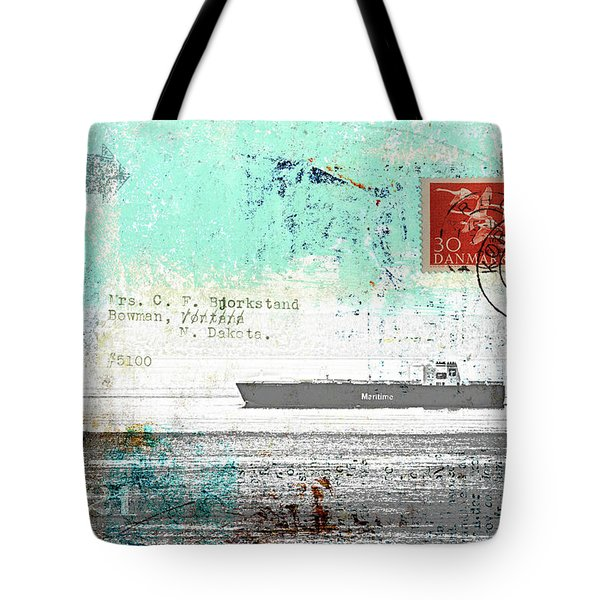 Heading To Seattle Tote Bag
