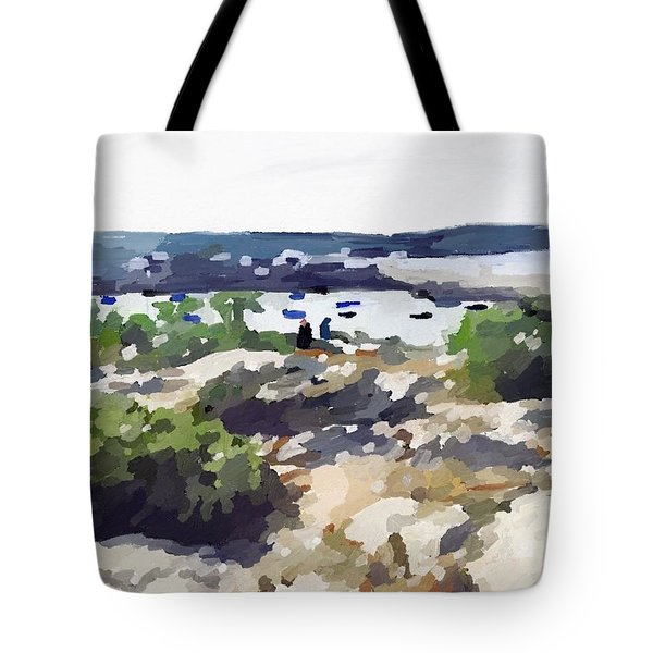 Headlands Tote Bag