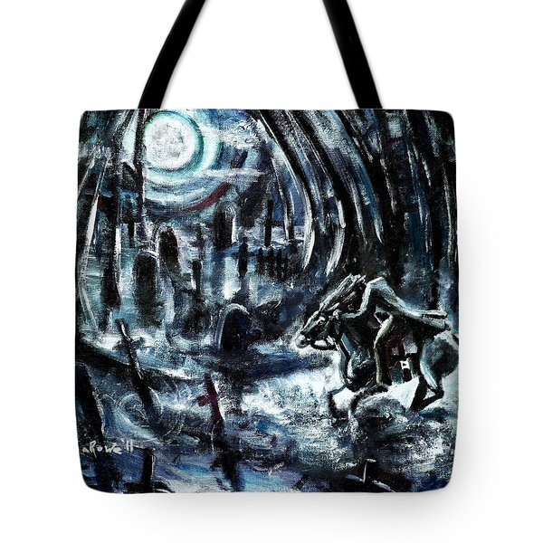 Headless In The Hollow Tote Bag by Shana Rowe Jackson