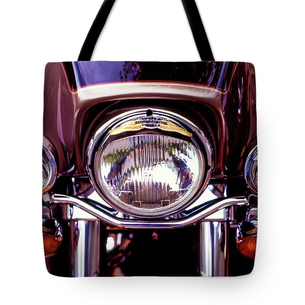 Tote Bag featuring the photograph Headlights by Samuel M Purvis III