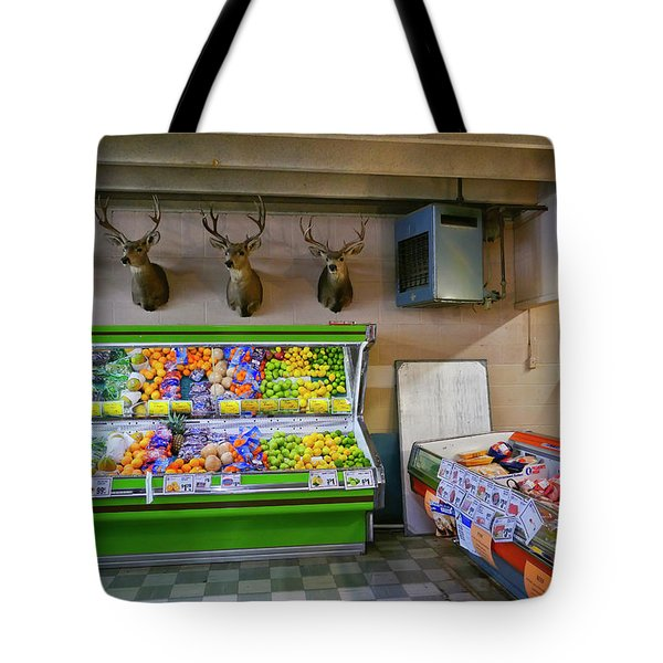 Heads Of State Tote Bag