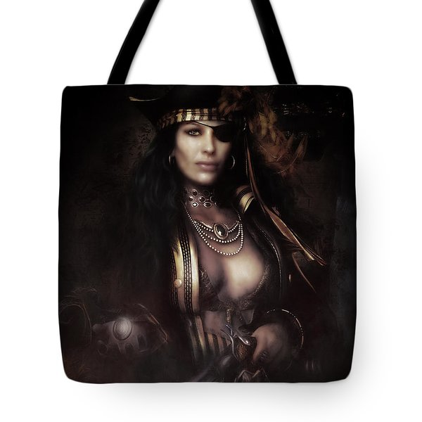 Heads You Lose Tote Bag by Shanina Conway