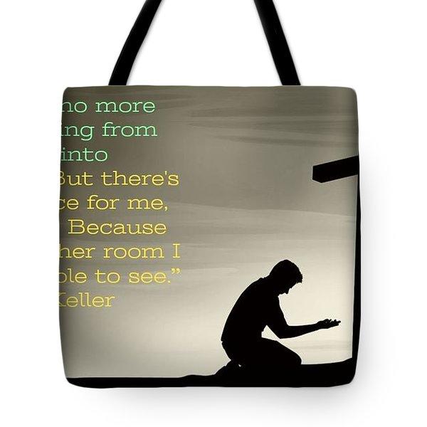 Healed Tote Bag