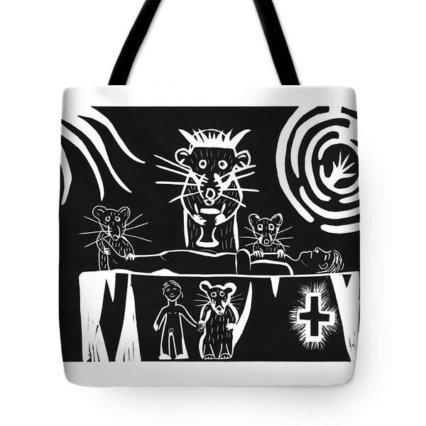 Healers Tote Bag