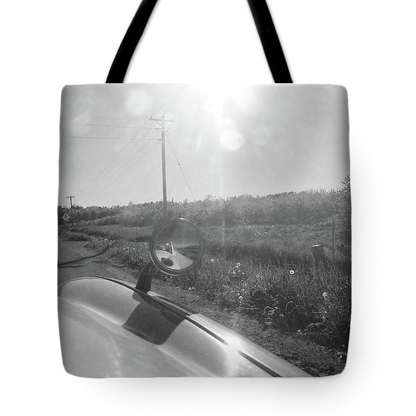 Healey And The Open Road Tote Bag