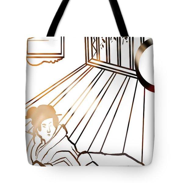 Healing . Energy Tote Bag