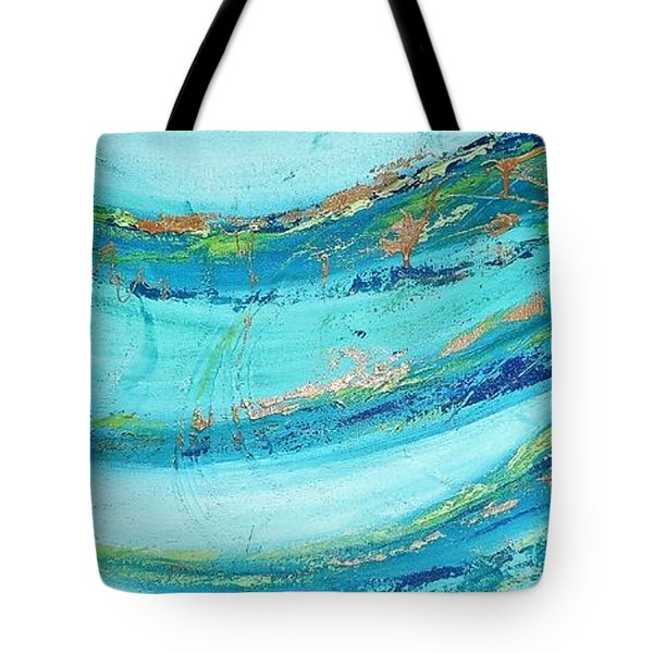 Healing Angel Tote Bag