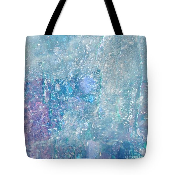 Tote Bag featuring the photograph Healing Art By Sherri Of Palm Springs by Sherri  Of Palm Springs