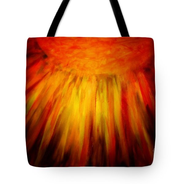 Healing Balm Of The Sun Tote Bag
