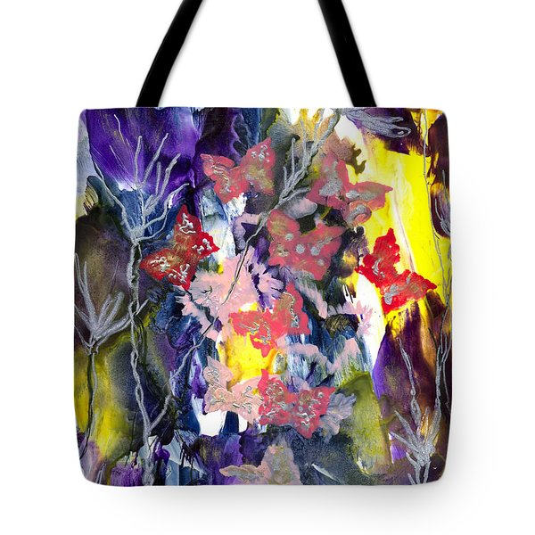 Healing Breath For  Eve Tote Bag by Heather Hennick