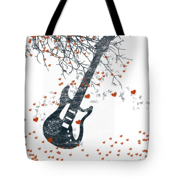 Healing  Hearts Tote Bag