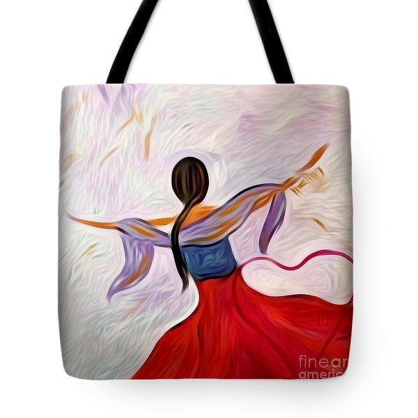 Healing Love Tote Bag